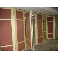 China Multi Color Movable Wall Partitions / Soundproof Room Dividers for Banquet Hall on sale