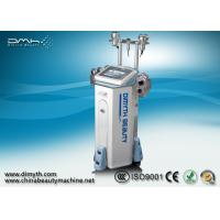 Skin Tightening Ultrasound Cavitation Slimming Machine Vacuum Bipolar RF Manufactures