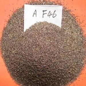 China Brown fused aluminum oxide BFA FEPA F24,F30,F36,F46,F60 on sale