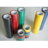 Colorful PVC Electrical Insulation Tape , Heat Shield Tape For Wires And Cables Manufactures