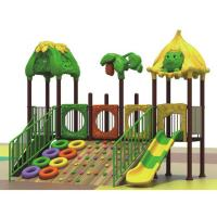 China New Product Kids Commercial Climbing Structure Outdoor Playground. on sale