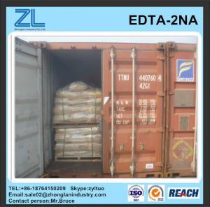China White edta 2na for cosmetics on sale