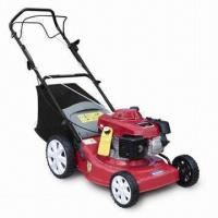 Gasoline Lawn Mower with 16/18/20 Inches Width, Real Discharge and Hand Push Manufactures