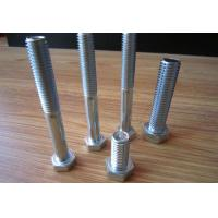 Anti Corrosion Stainless Steel Sheet Metal Screws Hex Head Flange Bolt Din 933 Manufactures