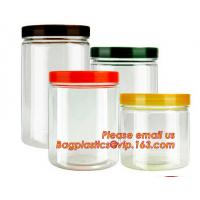 gift packaging clear plastic large round storage box, Food grade clear plastic
