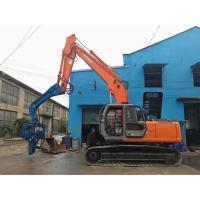 Buy cheap Eco Friendly Series Solar Pile Driver , Vibratory Pile Driving Equipment from wholesalers