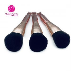 China Portable Flexible Travel Blush Kabuki Foundation Brush on sale