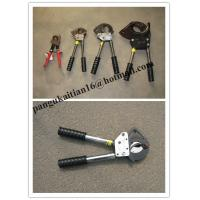 pictures Wire cutter,Ratchet Cable cutter,low price armoured cable cutting Manufactures