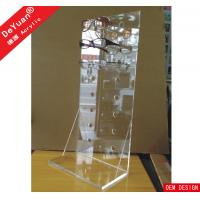 Wall Mount Eyeglass Display Acrylic Holder Stand Transparent High Polish Manufactures