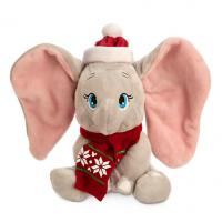 Dumbo Stuffed Grey Animals Disney  Plush Toys 35cm polyester Fibers Safe Manufactures