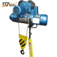 China 0.5 Ton 10 Ton Heavy Duty Industrial Electric Winch Hoist High Efficient on sale