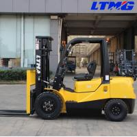China 3 ton forklift truck CNG LNG LPG gas Forklift with EPA engine on sale