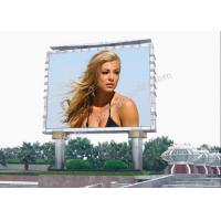 Anti Corrosion Dip Led Display Large , Led Screen Outdoor Advertising Manufactures
