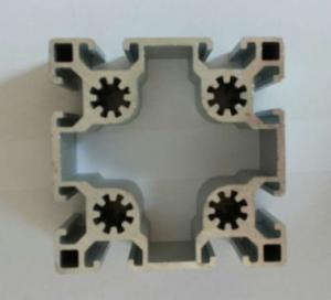 China Anodized Aluminum 6061 Assembly Line , Standard Aluminium Extrusion Profiles on sale
