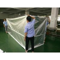 Three Dimensional Foil Insulated Box Liners Used In Molds And Machines Manufactures