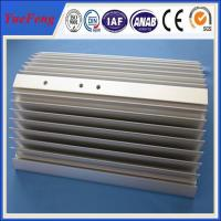 China factory price Custom Aluminum Heat Sink with OEM service Manufactures