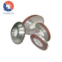 CBN Diamond Wheels for Machining High Precision Shaping Tools Grinding Manufactures