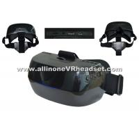 Head Mounted Display Virtual Reality Gaming Headset , Mini OTG USB Game VR Box Manufactures