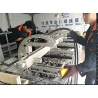 Compact Busbar Assembly Line Busbar Fabrication Machine For Busbar Clamp And Clinching