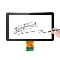 24 Inch Projected Capacitive Multi Touch Screen Panel Kit Waterproof For LCD Monitor Manufactures