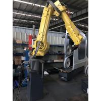 Robot Operate Automatic Grinding And Polishing Machine With 6 Axis Manipulator Manufactures