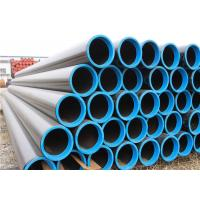 High Precision Galvanized Seamless Steel Pipe For Construction Field , Fulcrum Bearing Manufactures