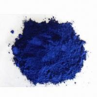 Ultramarine Blue with Good Tinting Strength, Bright Color and Fine Grain Manufactures