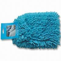 Microfiber Chenille Cleaning Pad, Available in Glove Manufactures