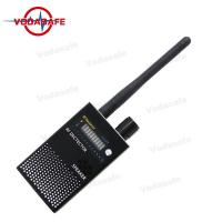 Wireless Camera Spy Signal Detector 1MHz - 8000MHz Aluminum Alloy Materials Manufactures