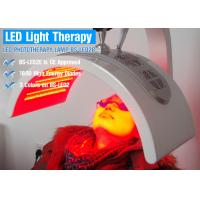 PDT LED Red Light Therapy For Skin / Wrinkles , Red Light Facial Therapy Devices Manufactures