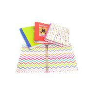 "1"" Round Ring Binder with stylish printing pattern for paper and report holding Manufactures"