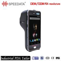Manufacturer in China PDA Thermal Printer for Parking Ticket Restaurant in 5.5 inch Screen Manufactures