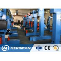Flat Copper Wire Cable Rewinding Machine PN800~PN1600 Pay - Off Bobbin Size Manufactures