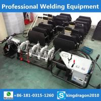 butt fusion machine - pe welding machine -hdpe hot plate butt welding machine Manufactures