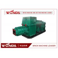 Red Clay Soil Cement Brick Making Machine Vacuum Extruder High Manganese Steel Manufactures