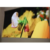 China Indoor LED Display P3.9 Aluminum LED Video Wall Rental HD Wide Viewing Angle on sale
