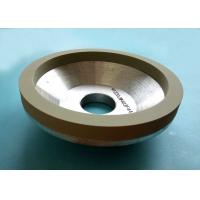 Electroplated Small Bowl Shape Diamond Cup Wheel Resin Bonded 100mm 150mm Manufactures