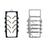 Portable Livestock Handling Equipment Galvanised Spear Trap With Arm Gate Manufactures