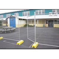 Freestanding Temporary Fencing For Construction Site 17*150mm Mesh Manufactures