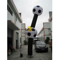 Quality Durable Advertising Inflatable Air Dancer With Football Shaped of Celebration AIR-2 for sale