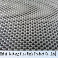 15 * 20 plastic coated colorful perforated plate