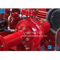 UL FM Approved  End Suction Fire Pump 500usgpm @288 Feet For School Manufactures