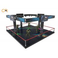Multiplayers Interactive VR Space Simulator Shooting Game Machine 32 Screen Manufactures