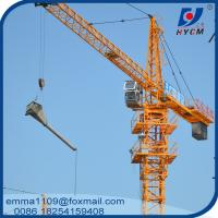 China Hot TC6036 Tower Crane H3/36B 12tons 60m Boom With Luxury Cab Room on sale
