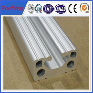 aluminum industrial profiles factory, industrial aluminum profile china supplier Manufactures