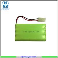 Quality Ni-MH AA1200X8 9.6V Rechargeable battery for sale