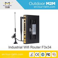 China F3834 4G LTE WIFI ROUTER for Industrial M2M Field on sale