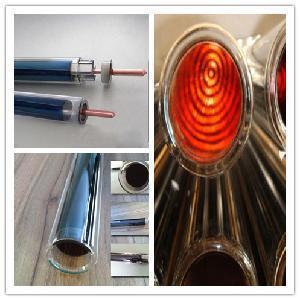 China ETC Solar Water Heater Vacuum Tube Solar Meter on sale