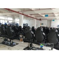 Entertaining Motion Simulator Movie 3D Film Theater 4D 5D 6D 7D Cinema System Manufactures