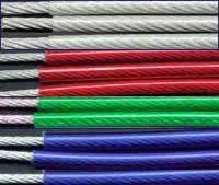 Nylon Coated Steel Wire Rope Manufactures